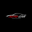 auto car logo. modern template design. vector illustration
