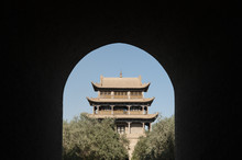 Silk Road Trading Post, Jiayug...