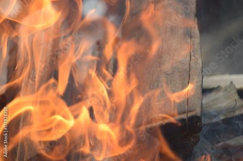 Zdjęcie XXL Sztuka ognia