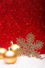Christmas Composition Of Chris...