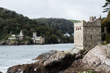 Kingswear Castle And Dartmouth...