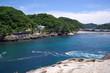 西伊豆堂ヶ島の風景