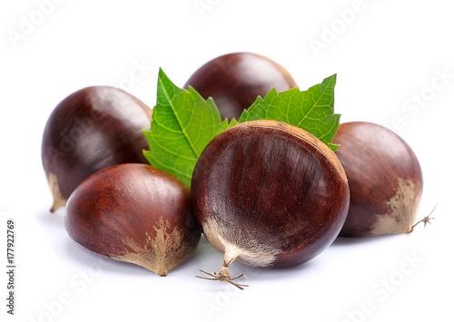 Chestnuts .