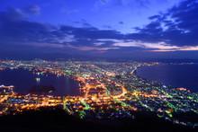 北海道 函館表夜景 ...