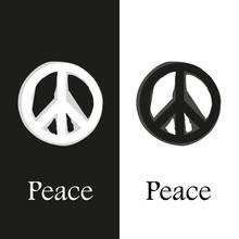 Peace Logo For Web Design