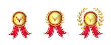 Elch - Auszeichnungen - Medaillen