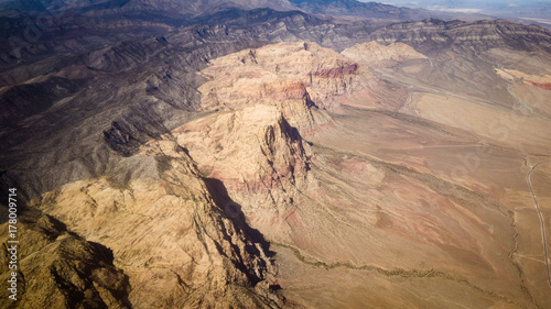 Plakat Góry Nevada