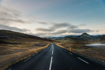 Roads beautiful scenery