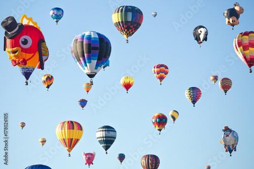 Poster Balloon BalloonFiesta