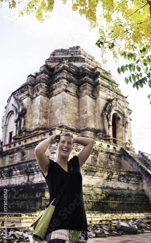 Plakat Wat Chedi Luang