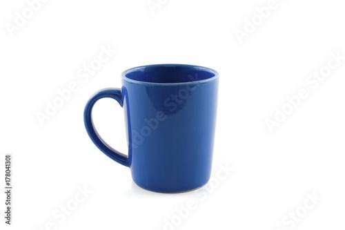 mug isolated on white background