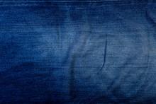 Denim Jeans Textur Bakgrund