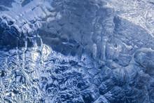 Closeup Of An Iceberg