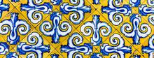 Colorful Vintage Style Ceramic...