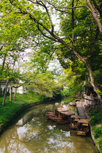 Suzhou Traditional Garden,China