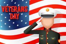 Veterans Day American Military...