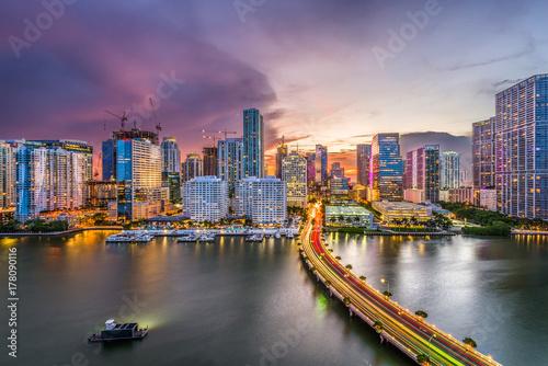 Valokuva  Miami, Florida, USA