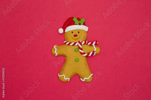 Zdjęcie XXL Christmas Gingerbread Cookie