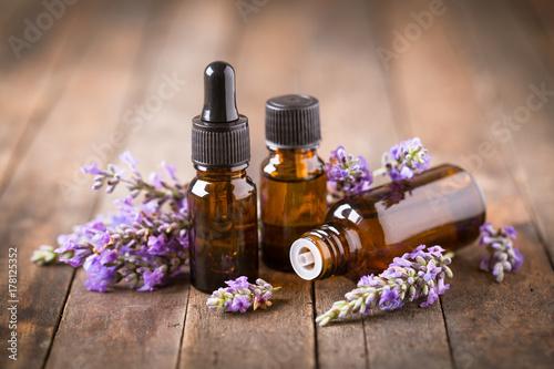 Obraz na plátne  Lavender aromatherapy