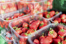 Close Up Of Fresh And Ripe Eng...