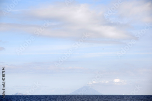 Zdjęcie XXL Stromboli