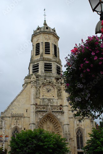 Photo  St. Leonard's Church, Honfleur, France