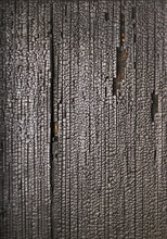 Burnt Wooden Wall