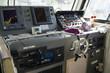 操舵室 舵取り 船 船室 操舵装置 ステアリングホイール 舵輪