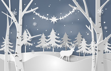 Christmas Vector Concept With ...