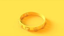 Yellow Tambourine