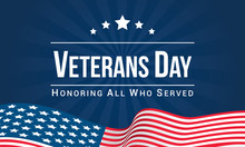 Veterans Day Vector Illustrati...