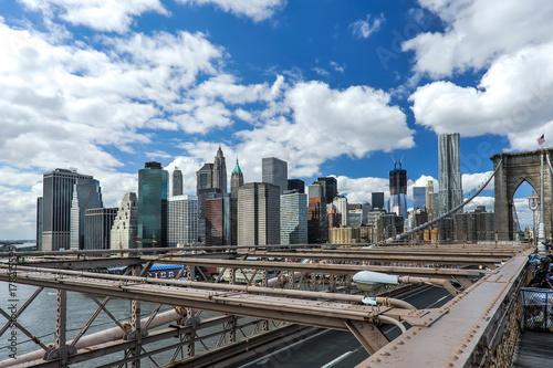 Fototapeta Manhattan obraz