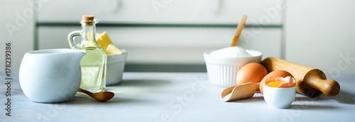 Fotografía Baking background