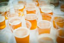 Plastic Beer Cups