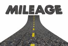 Mileage Transportation Road Fu...