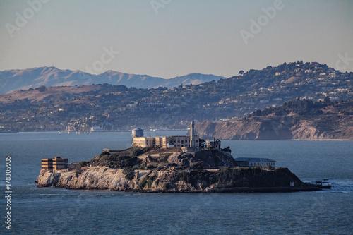 Plakat Wyspa Alcatraz