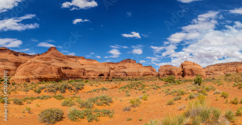 Zdjęcie XXL Monument Valley