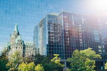 Reflections In Ottawa