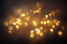 Abstract Bokeh Background Of G...