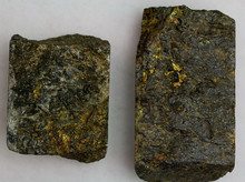 High-Grade Gold Ore From Mojav...