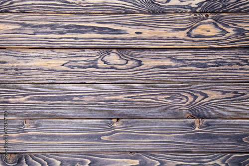 Old Vintage Cracked Rustic Burned Brown Wood Texture Background And Surface For Design Ideas