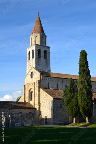 Aquileia - basilica di Santa Maria Assunta Canvas Print