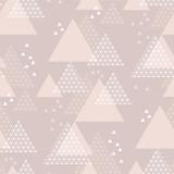 szczęśliwego nowego roku i xmas wzór z drzewa zimą geometria. ilustracji wektorowych dla przezroczystego, broszury, nagłówka, karty, papier pakowy - 178353306