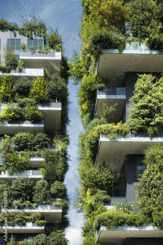 sustainable green building © Federico Rostagno