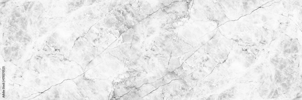 Fototapeta horizontal elegant white marble background