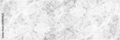 obraz PCV horizontal elegant white marble background