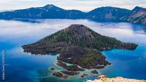 Fototapeta Park Narodowy Jeziora Kraterowego, Oregon, USA