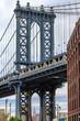 The View through Manhattan Bridge