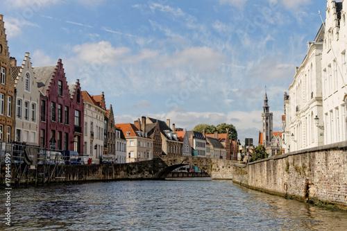Bruges, la Venise du nord, Belgique