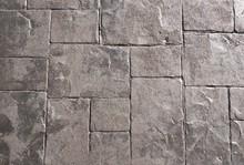 Horizontal Texture Of The Gray...